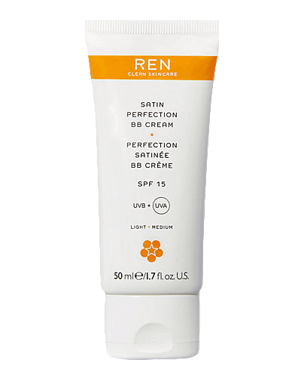 REN Satin Perfection BB Cream SPF15, 50ml