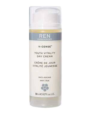 REN V-Cense Youth Vitality Day Cream, 50ml