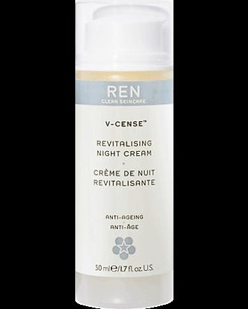 REN V-Cense Revitalising Night Cream, 50ml