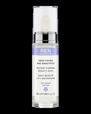 REN Keep Young & Beautiful Instant Firming Beauty Shot, 30ml