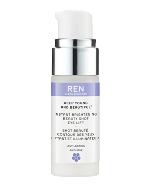 REN Keep Young & Beautiful Instant Brightening Beauty Shot Eye