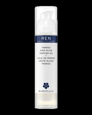 REN Tamanu High Glide Shaving Oil, 50ml