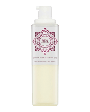 REN Moroccan Rose Otto Body Lotion, 200ml