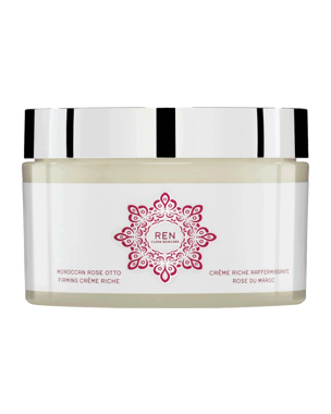 REN Moroccan Rose Otto Firming Cream Riche, 200ml