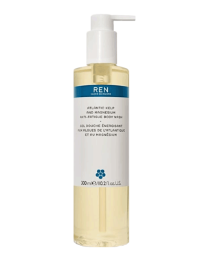 REN Atlantic Kelp and Magnesium Body Wash, 300ml