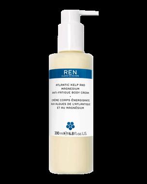 REN Atlantic Kelp and Magnesium Body Cream, 200ml