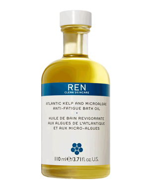 REN Atlantic Kelp and Magnesium Bath Oil, 110ml