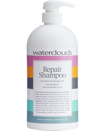Waterclouds Repair Shampoo, 1000ml