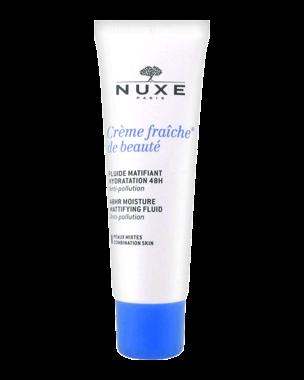 Nuxe Creme Fraiche 48H Mattifying Fluid, 50ml