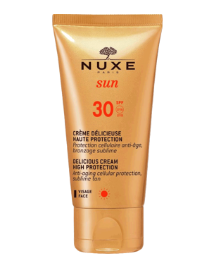 Nuxe Sun Delicious Cream for Face SPF30, 50ml