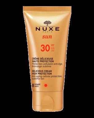 Nuxe Sun Delicious Cream for Face SPF30, 50ml