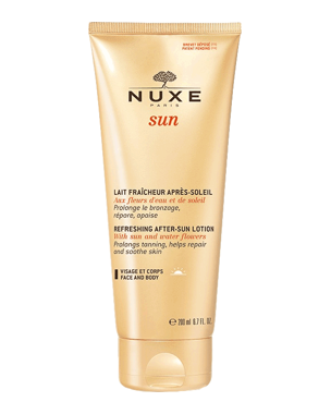Nuxe Sun Refreshing After-Sun Lotion Face & Body, 200ml