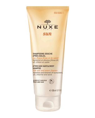 Nuxe After Sun Hair & Body Shampoo, 200ml