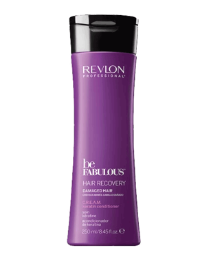 Revlon Be Fabulous Recovery Cream Conditioner, 250ml