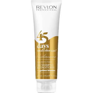 45 Days Color Care Golden Blondes, 275ml