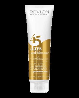 Revlon 45 Days Color Care Golden Blondes, 275ml