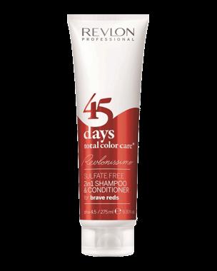 Revlon 45 Days Color Care Brave Reds, 275ml