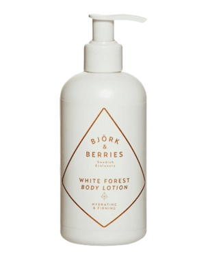 Björk & Berries White Forest Body Lotion, 250ml