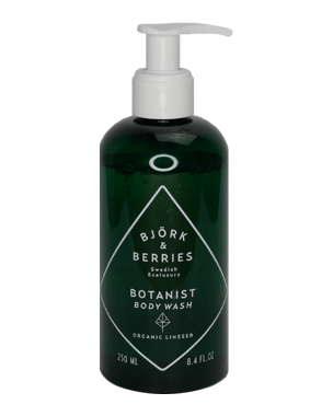Björk & Berries Botanist Body Wash, 250ml