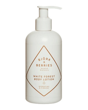 Björk & Berries White Forest Body Oil, 100ml