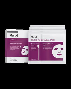 Murad Hydro-Glow Aqua Peel, 4 PCS