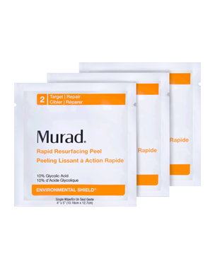 Murad Rapid Resurfacing Peel, 16 PCS