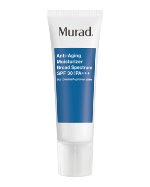 Anti-Aging Moisturizer SPF30, 50ml