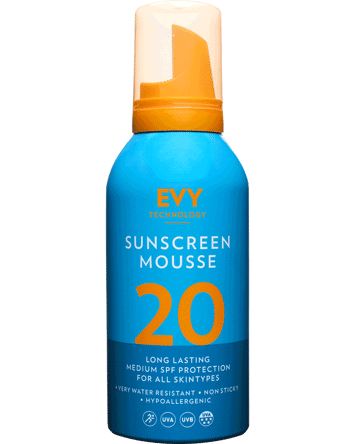 Evy Sunscreen Mousse SPF20, 150ml