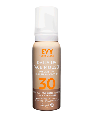 Evy Daily UV Face Mousse SPF30, 75ml