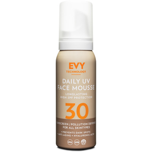 Daily UV Face Mousse SPF30, 75ml