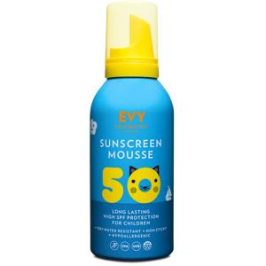 Sunscreen Mousse Kids SPF50, 150ml