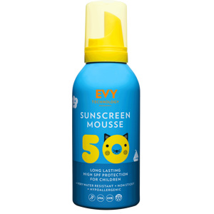 Sunscreen Mousse Kids SPF50, 150ml