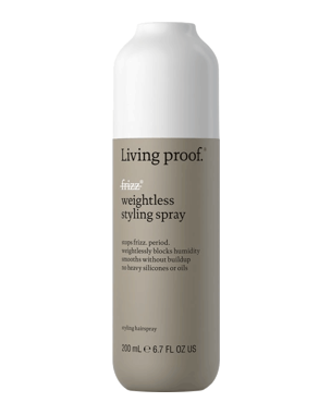 No Frizz Weightless Styling Spray, 200ml