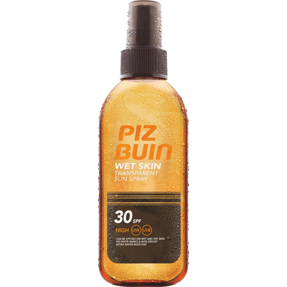 Piz Buin Wet Skin Transparent Sun Spray SPF30, 150ml