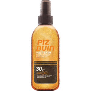 Wet Skin Transparent Sun Spray SPF30, 150ml