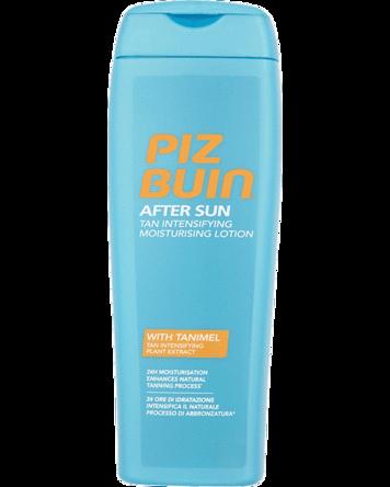 Piz Buin After Sun Tan Intensifying Moisturising Lotion, 200ml