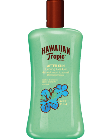 Hawaiian Tropic After Sun Cooling Aloe Gel, 200ml
