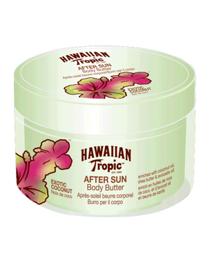 Hawaiian Tropic Body Butter Coconut, 200ml