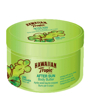Hawaiian Tropic Body Butter Lime Coolada, 200ml