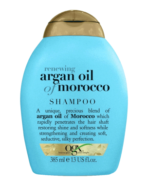 OGX Argan Oil Shampoo, 385ml