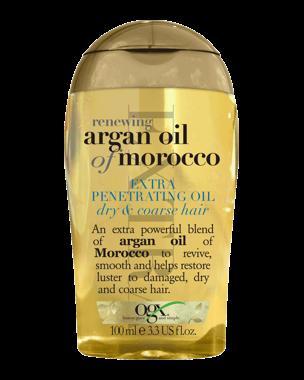 OGX Argan Oil Extra Penetrating Oil, 100ml