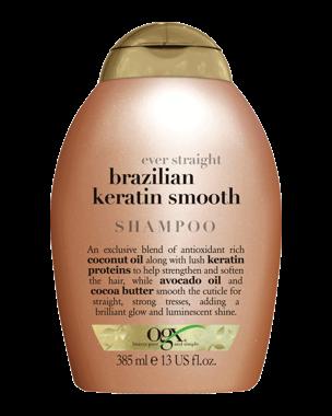 OGX Brazilian Keratin Shampoo, 385ml