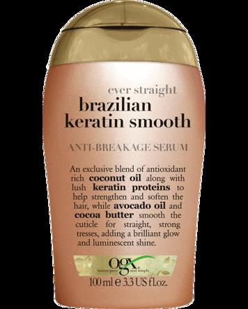 OGX Brazilian Keratin Anti-Breakage Serum, 100ml