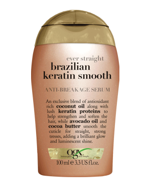 OGX Brazilian Keratin Anti-Breakage Serum, 100ml