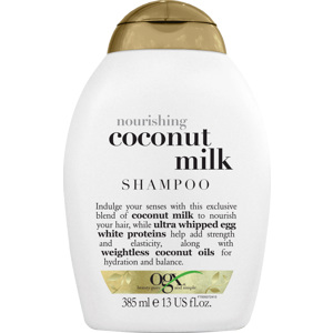 Coconut Milk Shampoo, 385ml