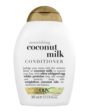 OGX Coconut Milk Balsam, 385ml