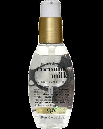 OGX Coconut Milk Anti-Breakage Serum, 118ml