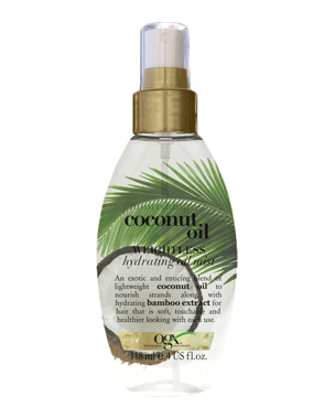 OGX Coconut Milk Oil Mist, 118ml