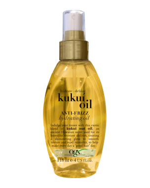 OGX Kukui Oil Anti-frizz Hydrating Oil, 118ml
