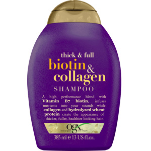 Biotin & Collagen Shampoo, 385ml